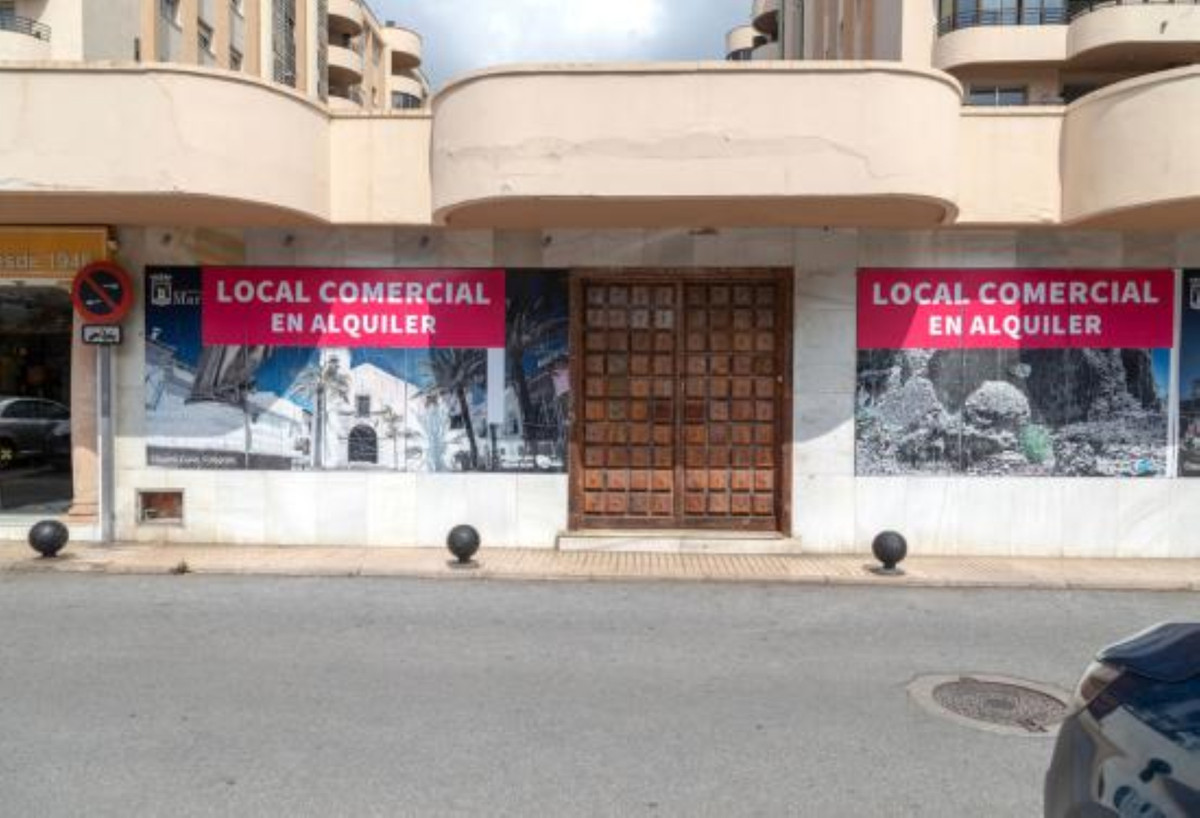 Commercial Premises for sale in Marbella R3709049