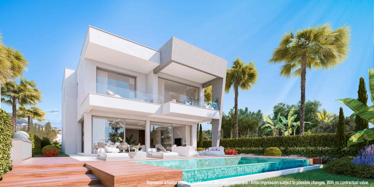 New Development: Prices from € 785,000 to € 885,000. [Beds: 4 - 4] [Baths: 4 - 4] [Built s, Spain
