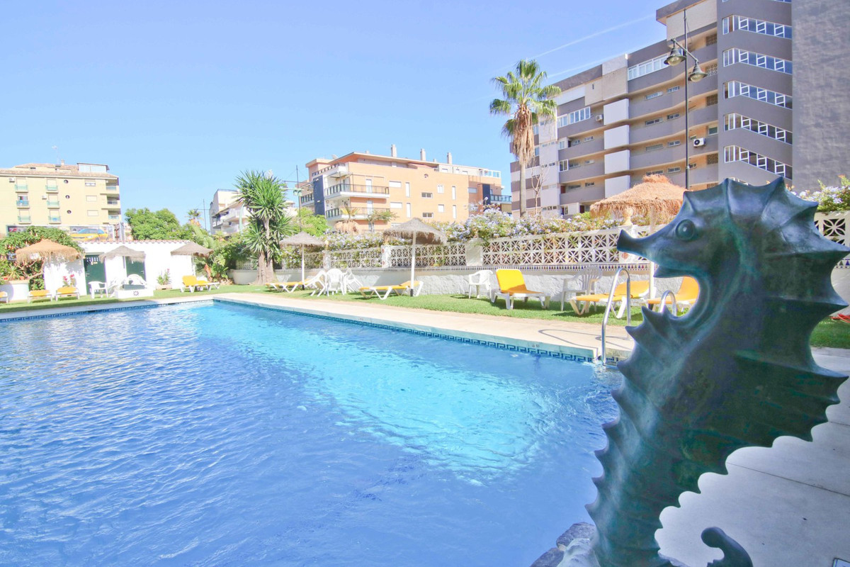 RESERVED!  Duplex with 180 m² in second line beach in Carvajal. With an unbeatable layout, this spa,Spain