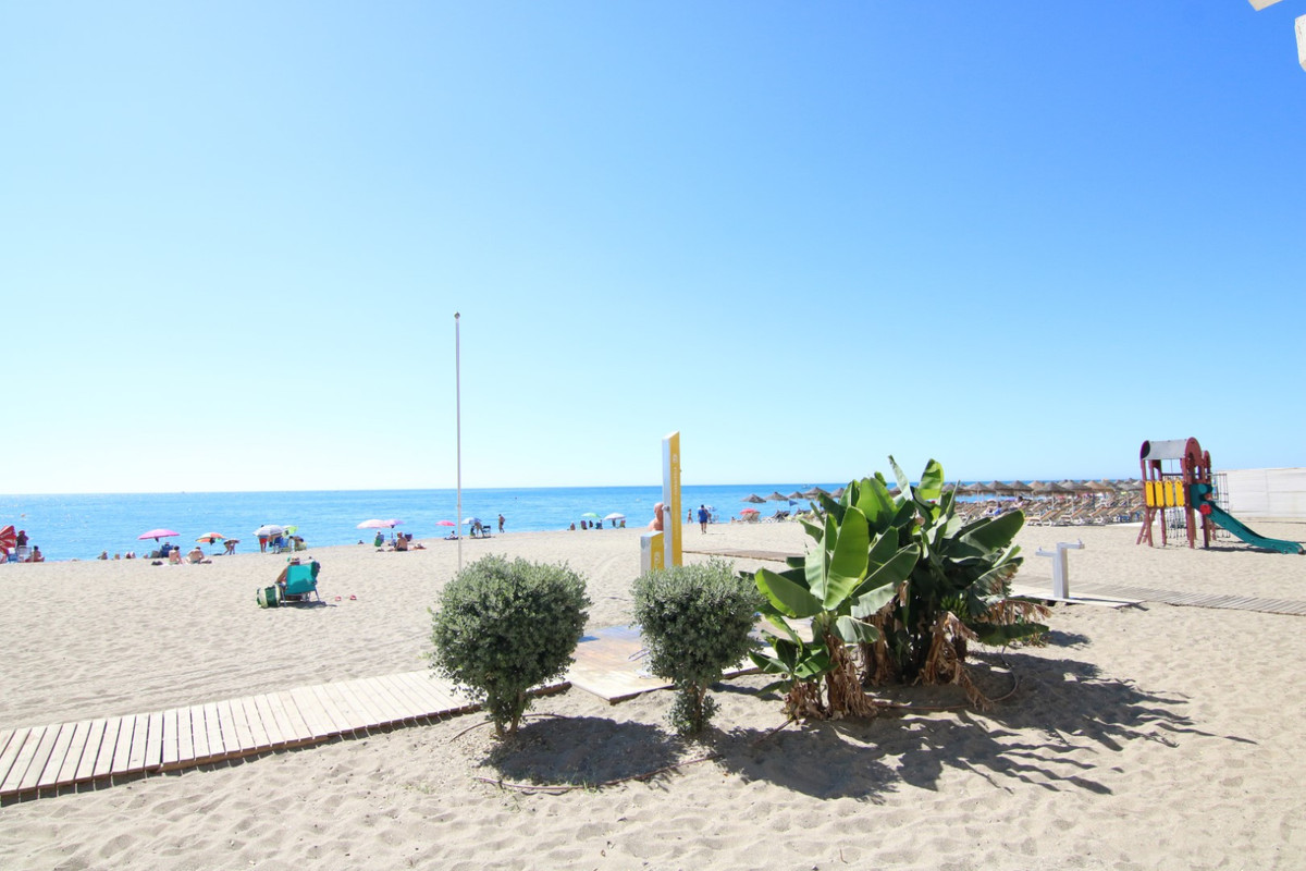 Apartments on the beach front of Los Boliches, from € 167,500. Located in one of the most popular ar,Spain