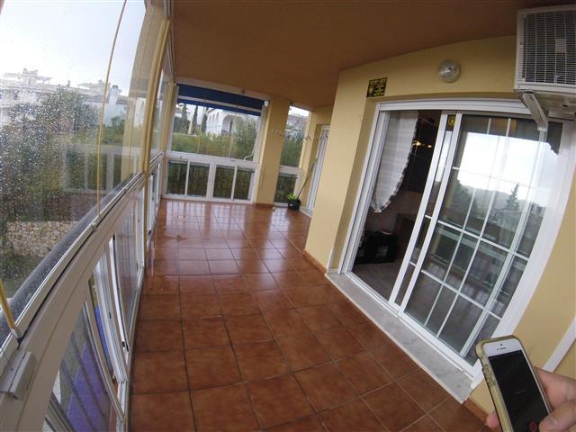 Apartment Middle Floor in Mijas Golf, Costa del Sol