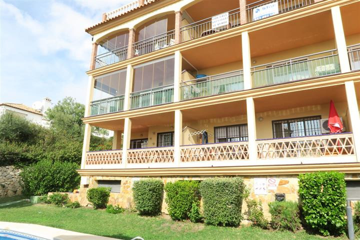 Appartement Mi-étage à Mijas Golf, Costa del Sol
