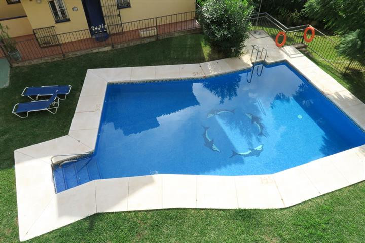 Apartment Middle Floor in Mijas Golf, Costa del Sol