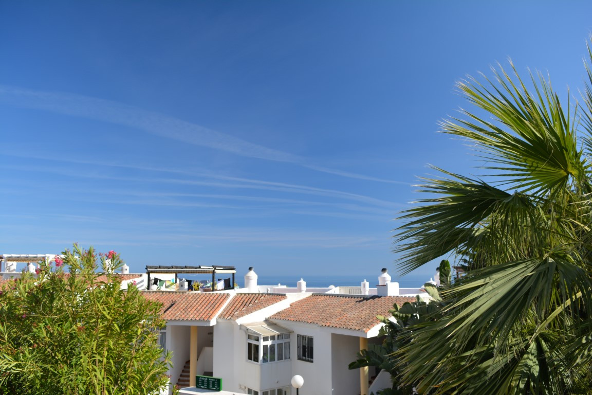 Beautiful apartment with two bedrooms, decorated with very good taste, bright, overlooking the sea i,Spain