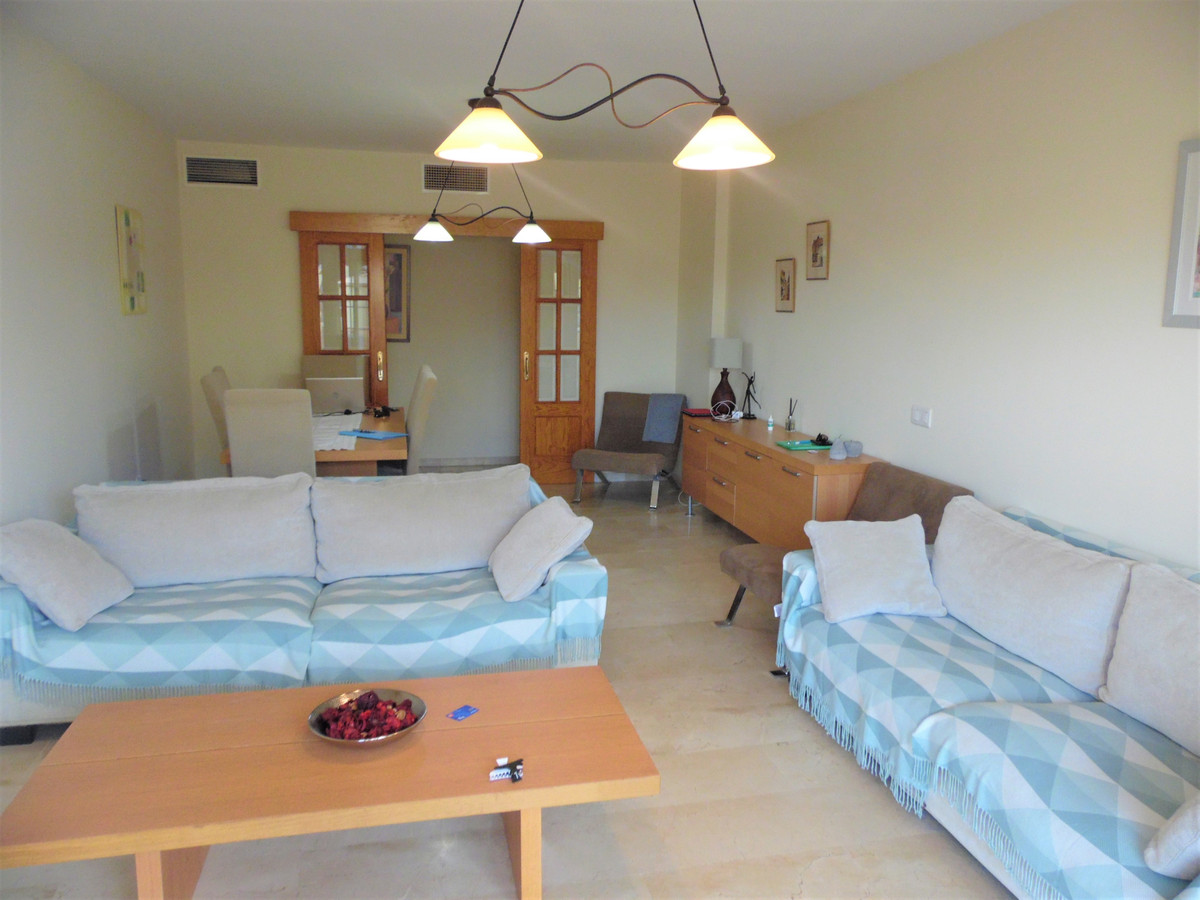 (84) Spacious ground floor apartment with 3 bedrooms, 2 bathrooms and large terrace overlooking the ,Spain
