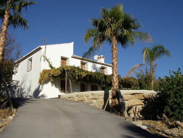 Renovated Finca for sale in Alora Andalusia.over 150 years old!  The property has an olive grove and,Spain
