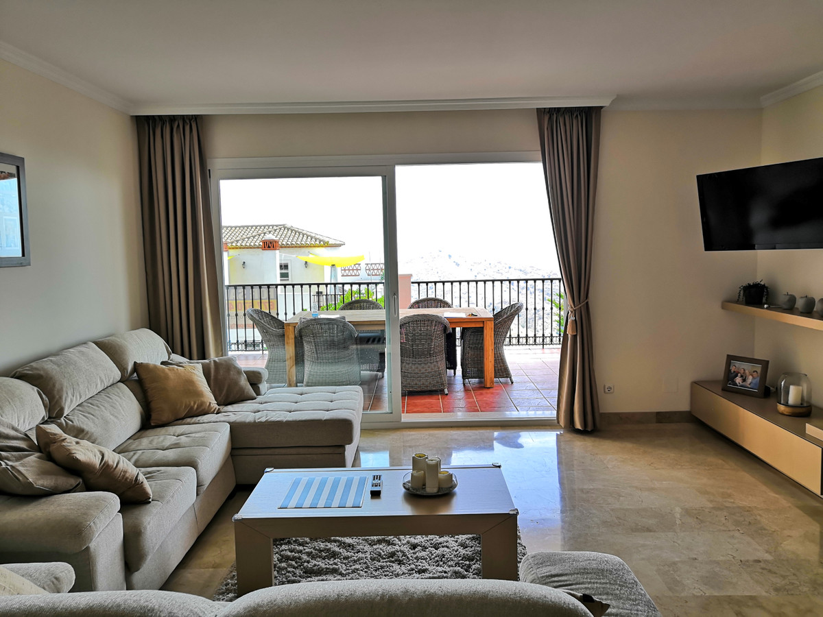 (062) A modern, spacious and bright apartment with beautiful sea views located in gated complex whic, Spain
