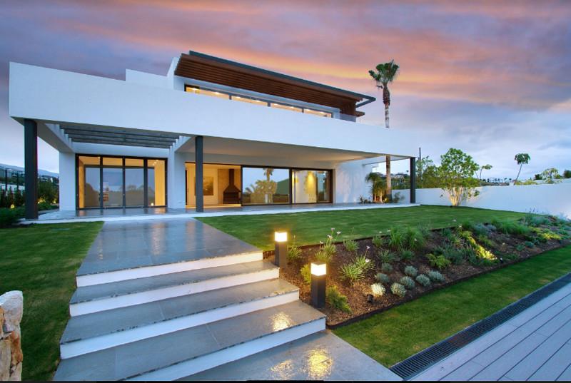 Marbella Banus Villa – Chalet en venta en Los Flamingos – R2882699