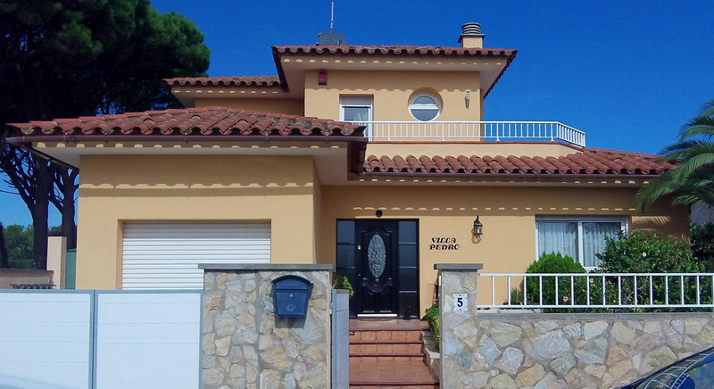 Detached Villa in L'Escala for sale