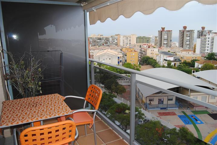 FOR SALE; A Wonderful reformed apartment with panoramic views in Torremolinos.  Located at the entra,Spain