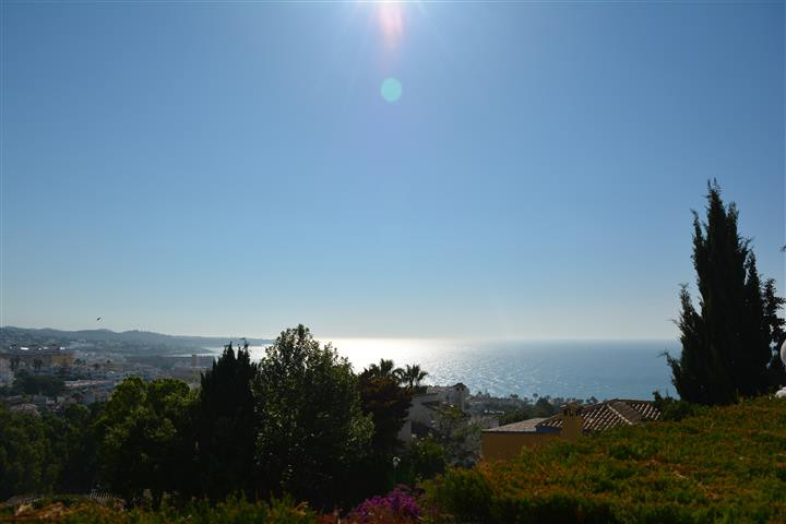 Stunning Villa with Panoramic views of the Meiteranean in Torrenueva Mijas Costa, on Southern Spains,Spain