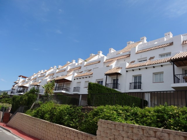 Amazing duplex penthouse apartment with 2 bedrooms and 2 bathrooms.  On the ground floor is an entra,Spain