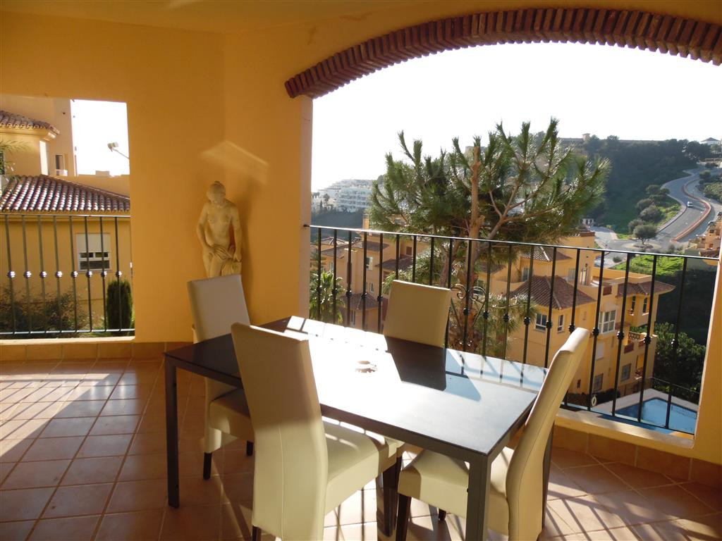 Very bright apartment with great southwest orientation and magnificent panoramic sea views from the , Spain