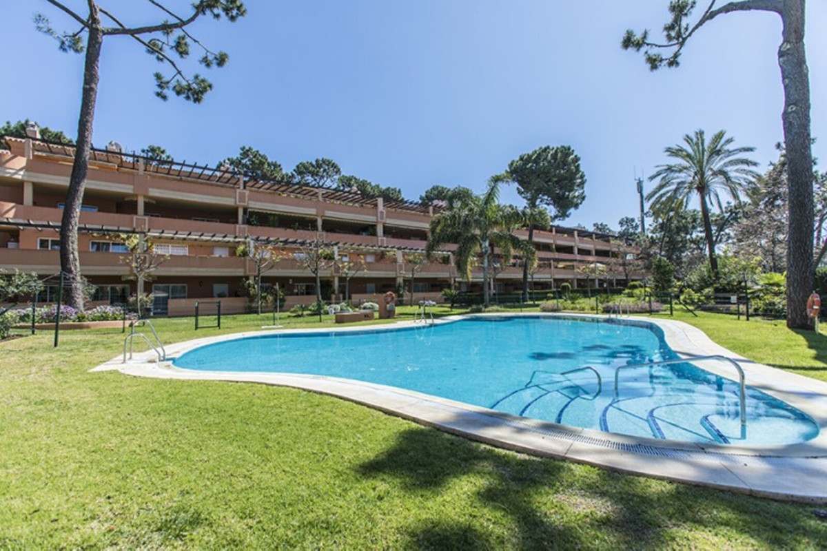 Ground floor apartment, just a few steps from one of the best beaches in Marbella. The apartment has,Spain
