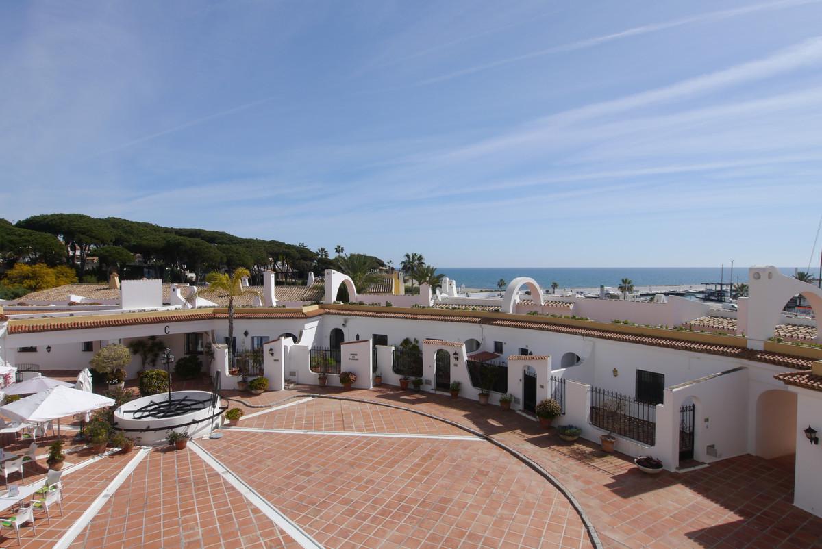 Apartamento Planta Media en Venta en Puerto de Cabopino – R3615830