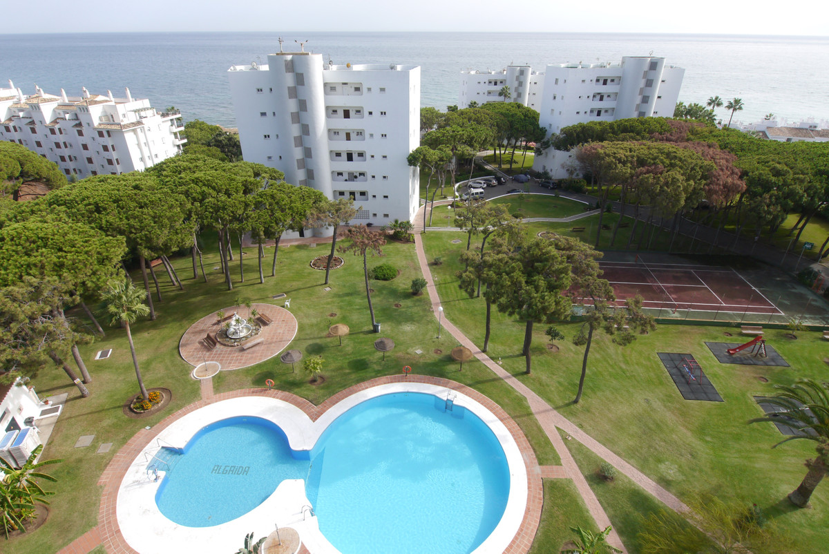Location and stunning views! Two bedroom apartment recently renovated with unbeatable sea views in f, Spain