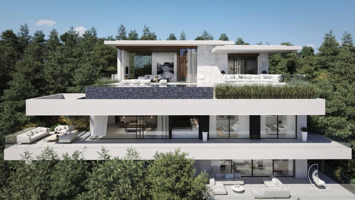 Villa  Detached for sale   in El Madroñal