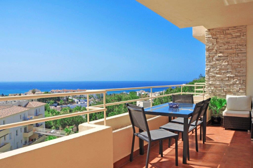 Very well presented apartment within walking distance to the beach in Riviera del Sol.  This propert,Spain