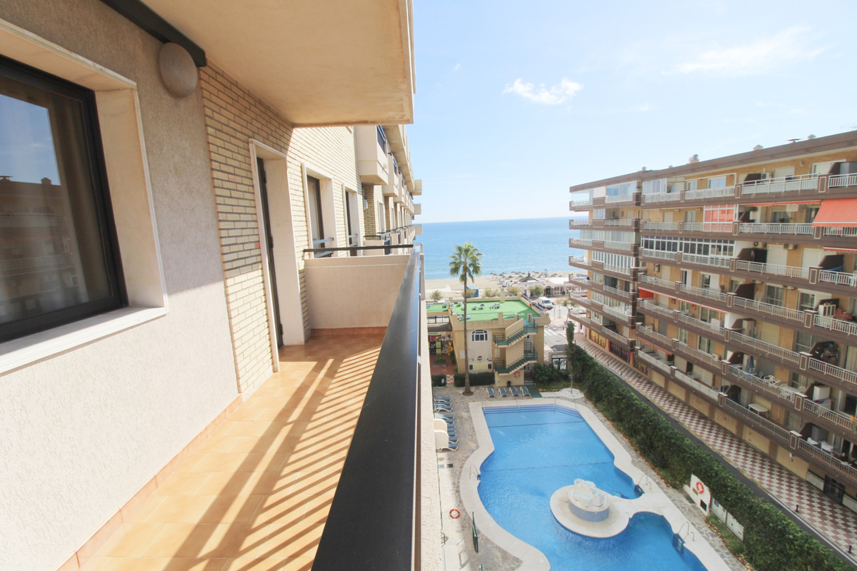 Ground Floor Apartment, Los Boliches, Costa del Sol. Built 41 m2;, Terrace 10 m2;.  Setting : Beachf, Spain