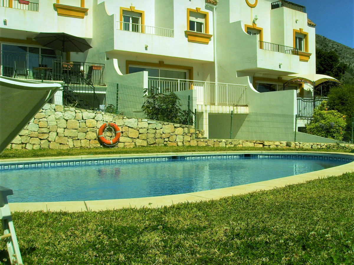 Located in a beautiful urbanized area surrounded by countryside, an elevated area with beautiful pan,Spain
