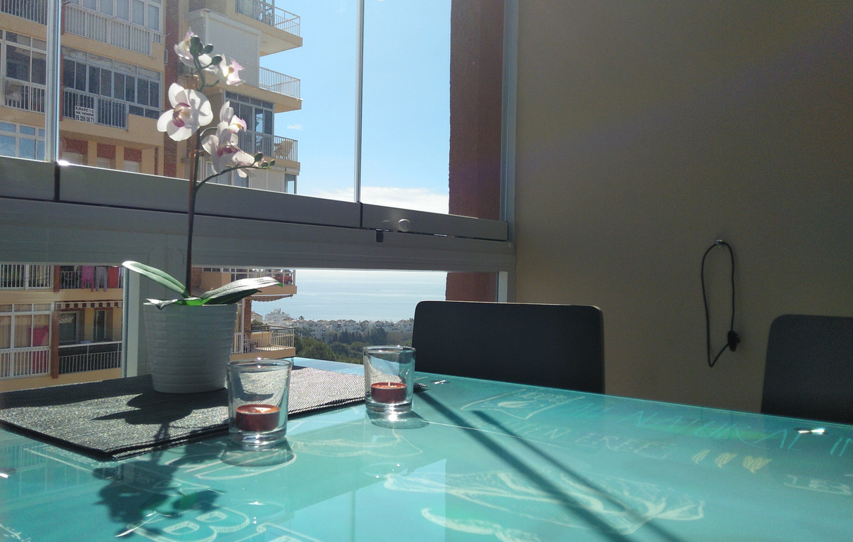 Studio with morning sun on the top floor of a building located in one of the most emblematic areas o,Spain