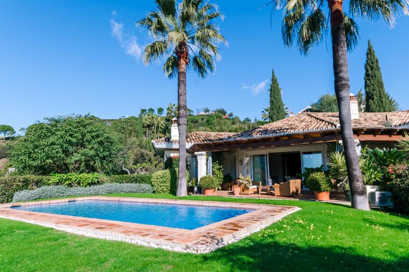 Marbella Banus Villa – Chalet, La Zagaleta – R3099523
