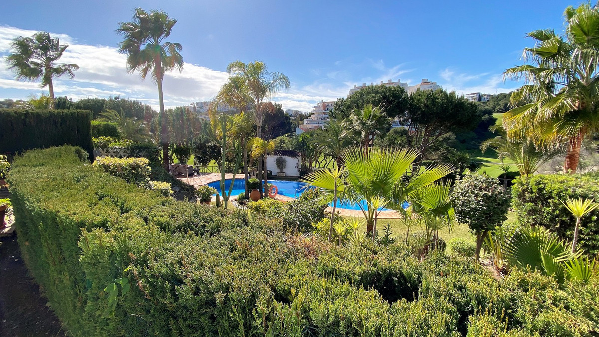 Beautiful front line golf garden apartment for sale in Isals Miraflores. This property feels more li,Spain