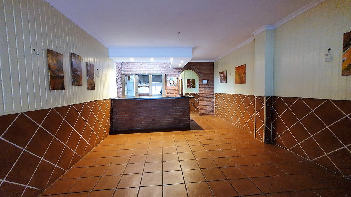 Great local for sale in the much sought after area of Torrenueva. Currently fitted with a bar and ki,Spain