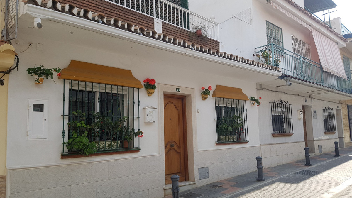 This charming townhouse is situated in the centre of Fuengirola just steps to all amenities and only,Spain