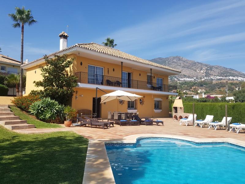 Villa – Chalet a la venta en Mijas – R3518158
