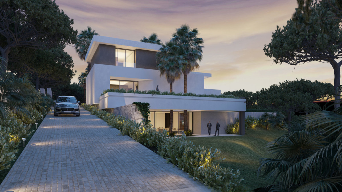 Excellent opportunity to acquire one of eight contemporary villas under construction. A turnkey vill,Spain