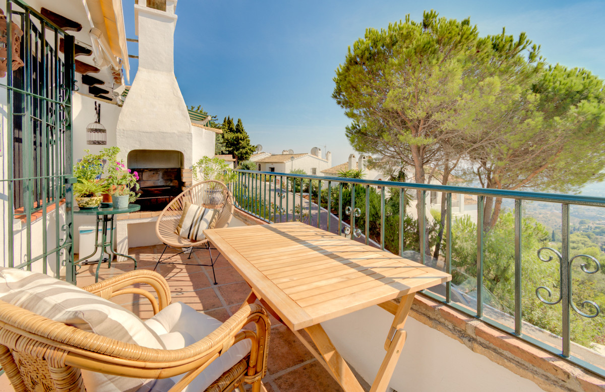 Beautiful semi-detached property in the sought after area of Mijas Pueblo. Just a 20-minute walk or ,Spain