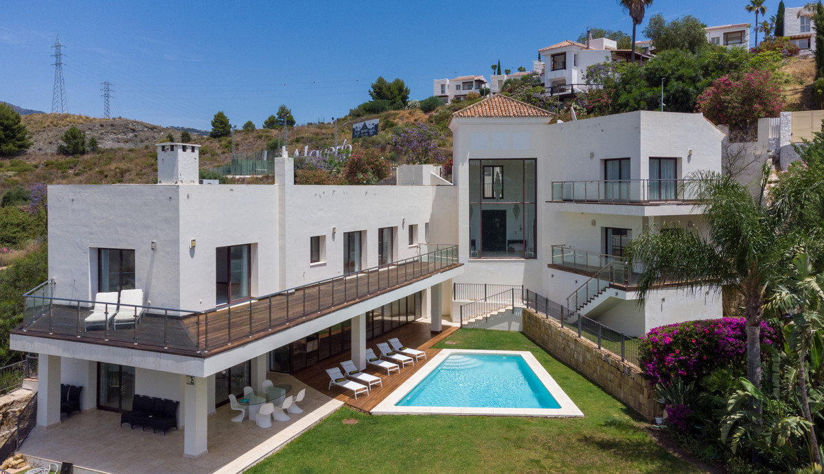 **3/8/21 - PROPERTY RESERVED**  Beautiful detached villa located within the exclusive area of La Alq,Spain