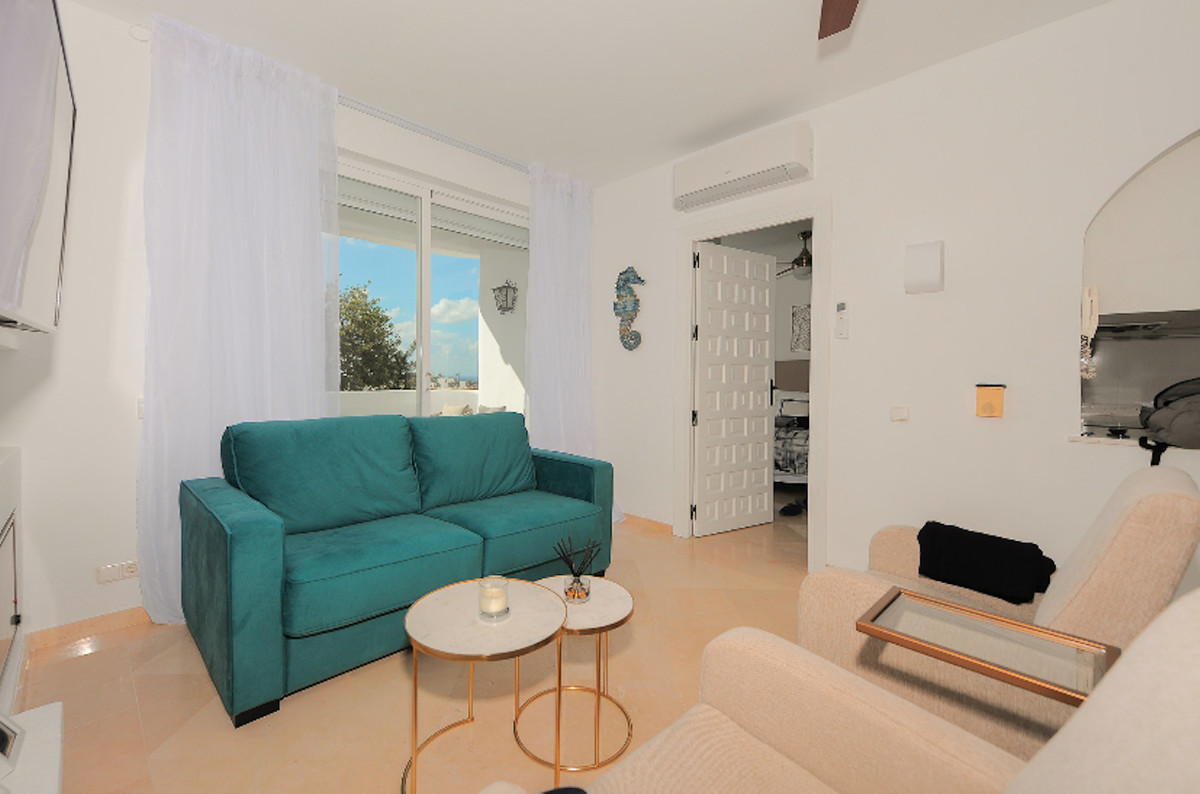 Ground Floor Apartment in Guadalmina Alta