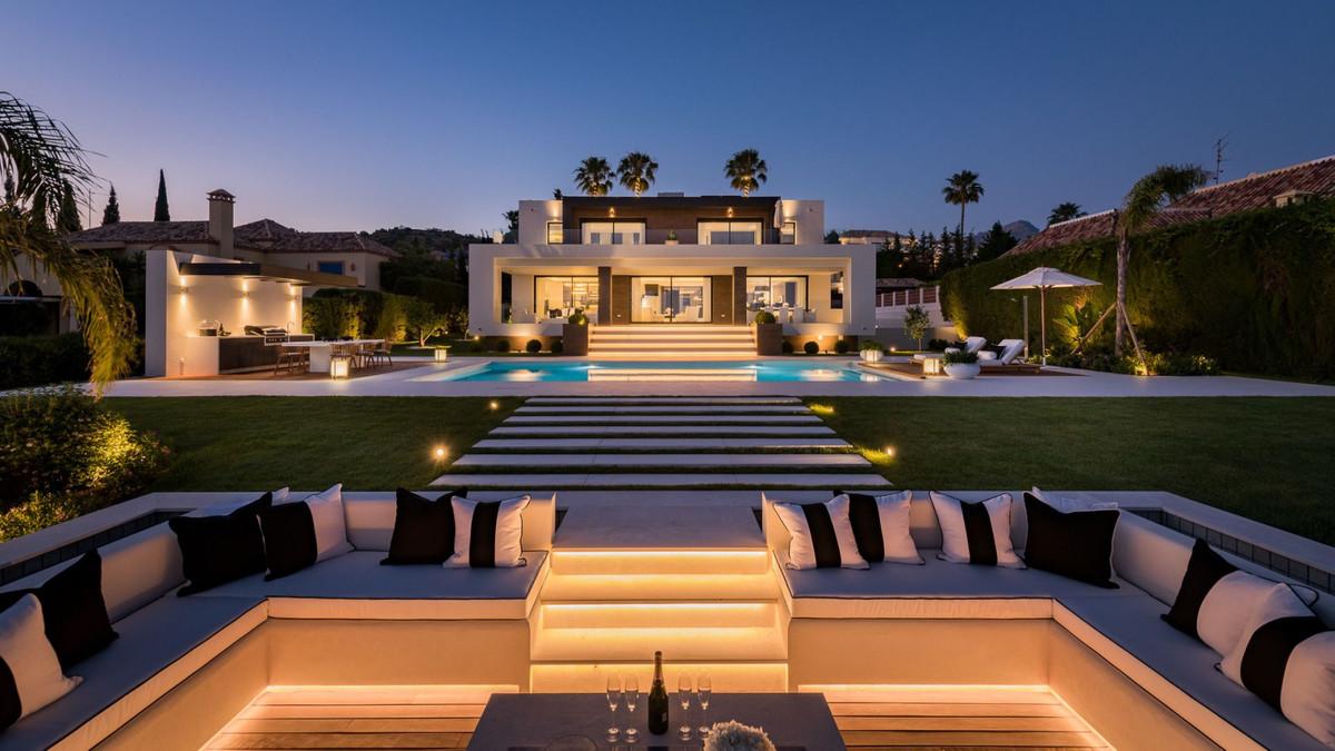 7 Dormitorios  en Marbella
