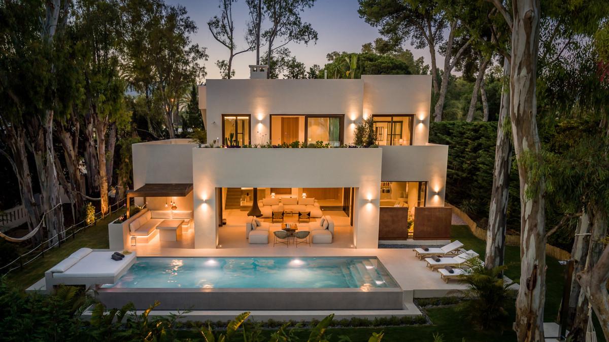 5 Dormitorios  en Marbella