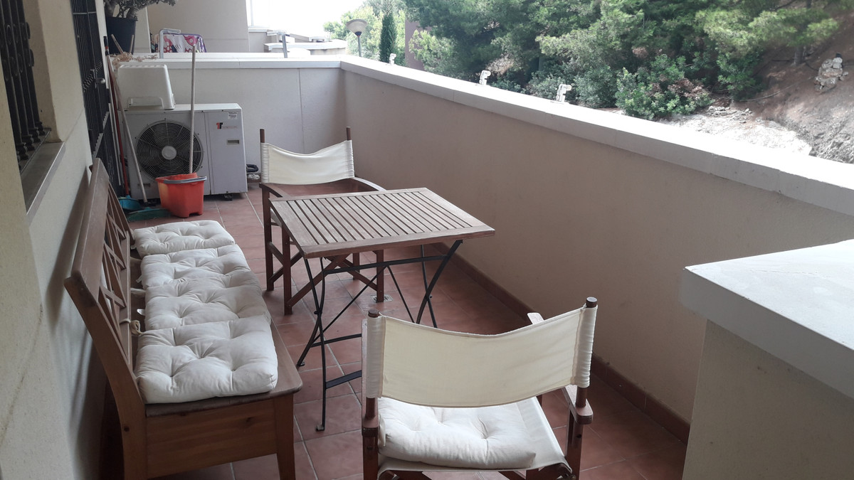 Middle Floor Apartment in Torrequebrada R3250042