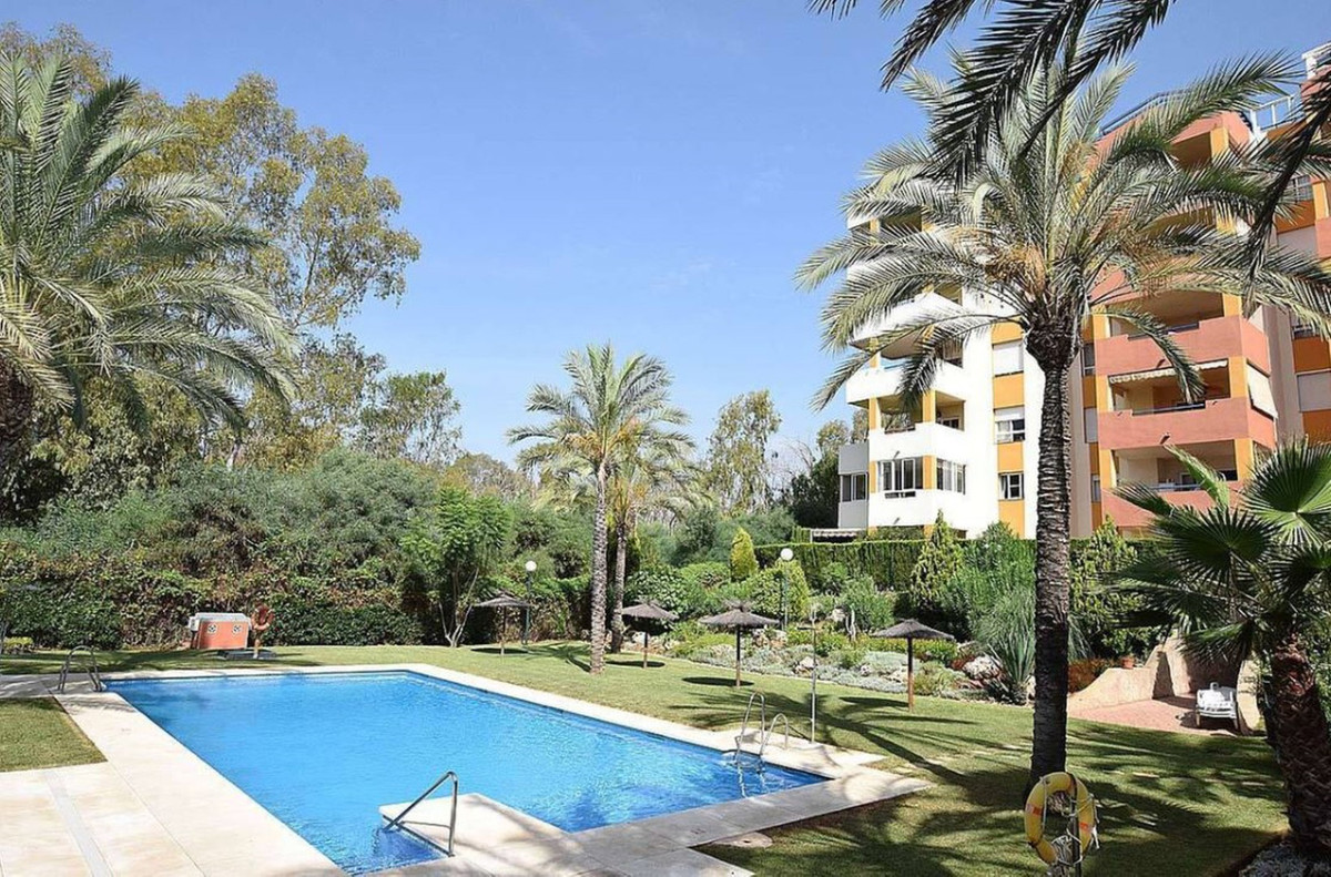 Unfurnished 2 bedroom apartment in Atalaya Green Mar, Atalaya, the New Golden Mile, Estepona.  Ideal, Spain