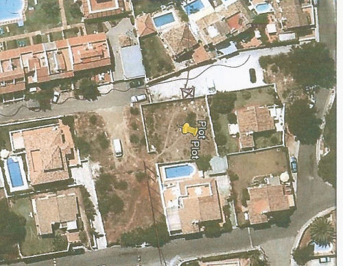 PLOT OF LAND WITH FULL PROJECT  IN CALYPSO PLOT OF 400 M2 IN CALYPSO WITH FULL PROJECT AND BUILDING ,Spain
