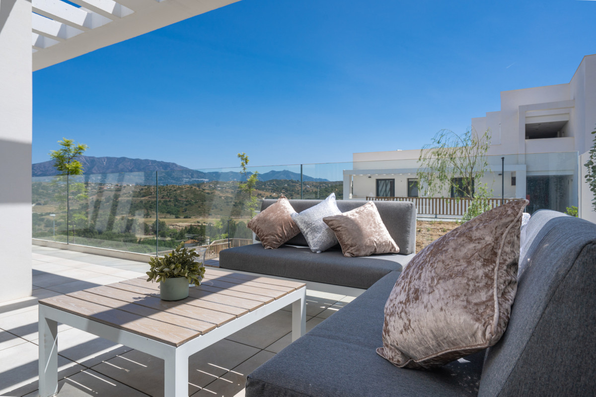 Stunning brand new modern apartment in one of the best newly completed complexes in La Cala de Mijas,Spain