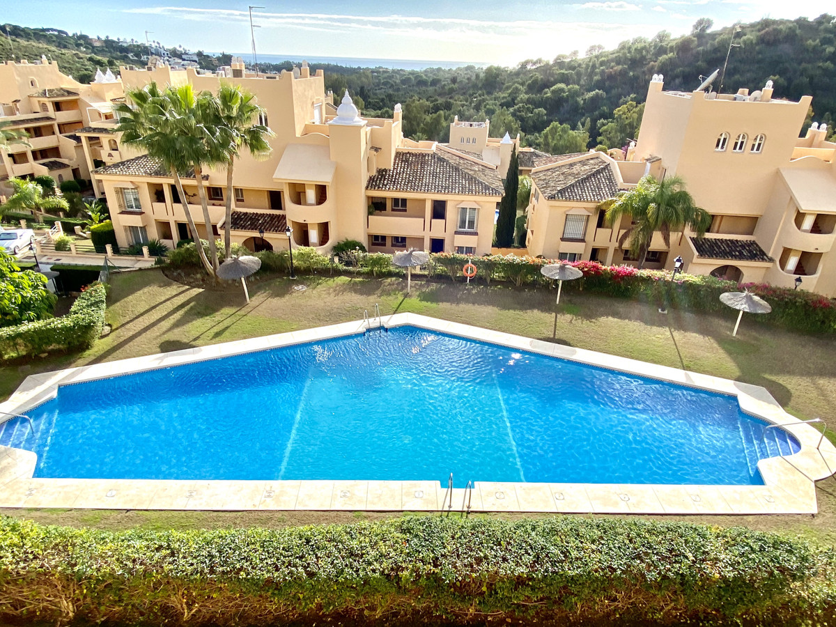 Bright and spacious south-facing apartment in a beautiful setting with lovely views of the Mediterra, Spain