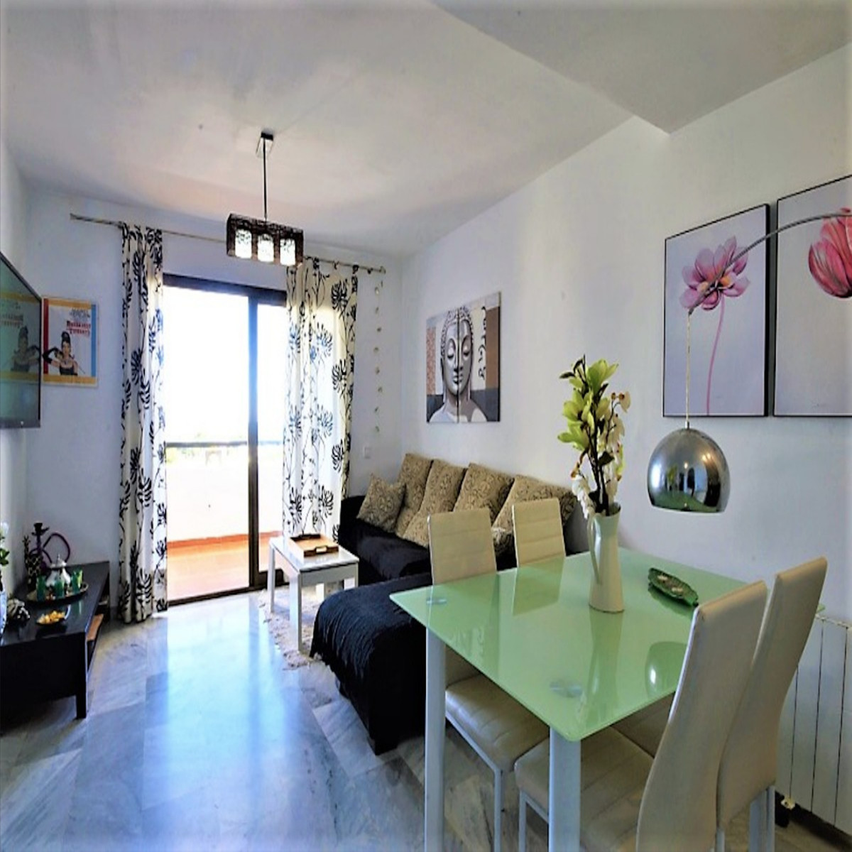 ***APARATMENT IN RIVIREA DEL SOL***  Beautiful apartment, fully furnished with spectacular sea and m,Spain