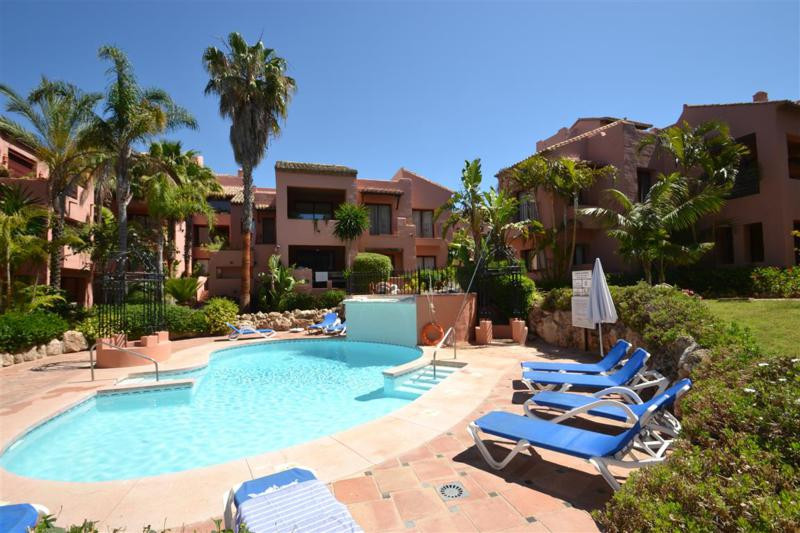 PERFECTLY LOCATED duplex Penthouse apartment for sale in Elviria, Marbella, just two hundred meters ,Spain