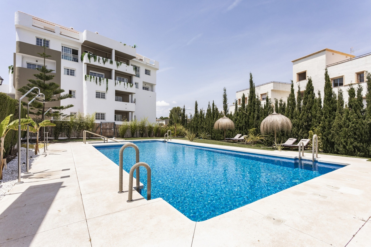 A private community comprising 41 apartments in the most desirable location in the Costa del Sol, re,Spain