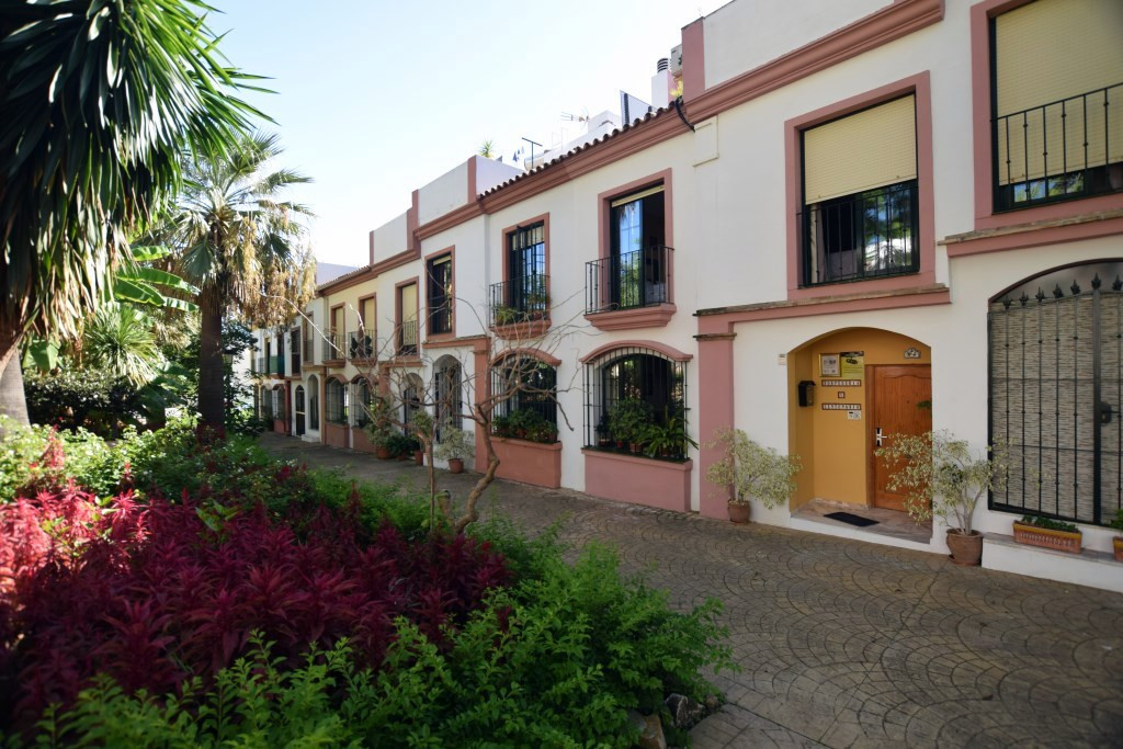 Spacious four bedroom townhouse situated in Colinas de Cancelada, Estepona, in close proximity to sh,Spain