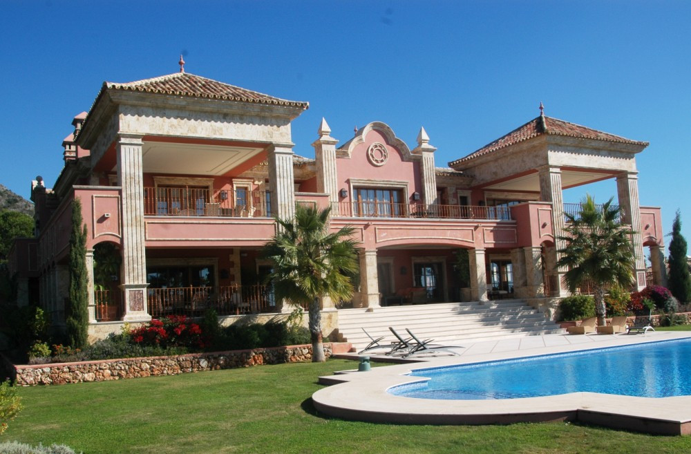 Вилла - Sierra Blanca