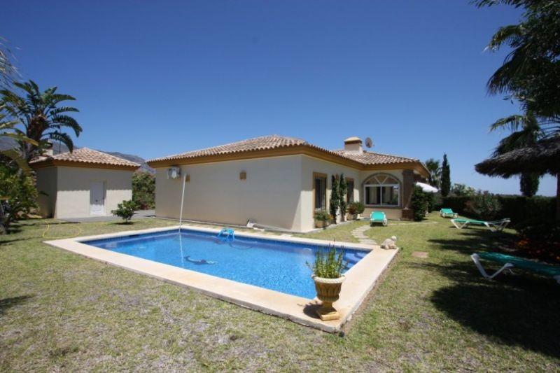 Freistehende Villa in Mijas Costa