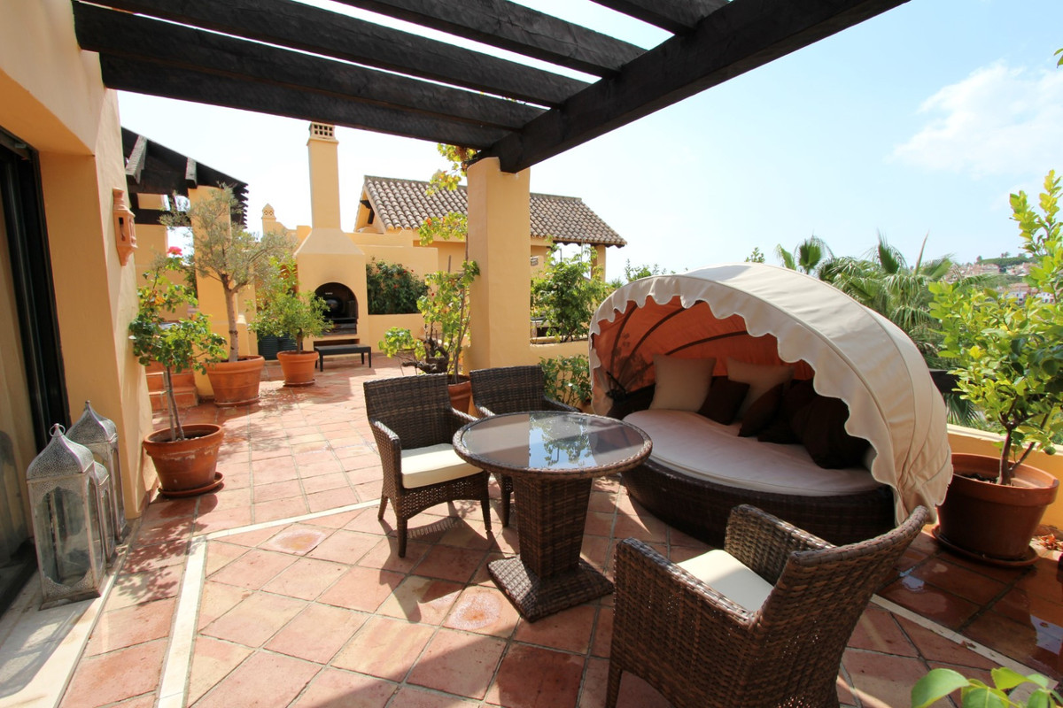 Just Listed! Stunning duplex penthouse in the popular El Campanario community with extensive sub-tro,Spain