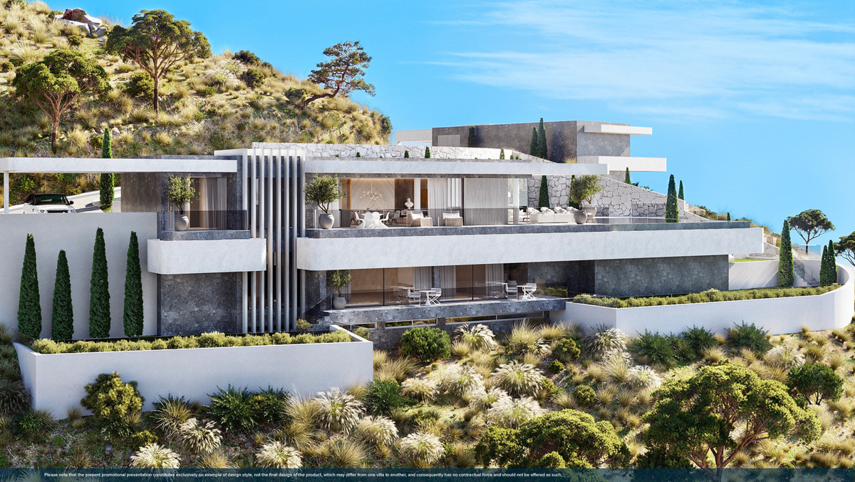 A unique luxury complex of sustainable, energy efficient homes to be built in a private and gated co,Spain