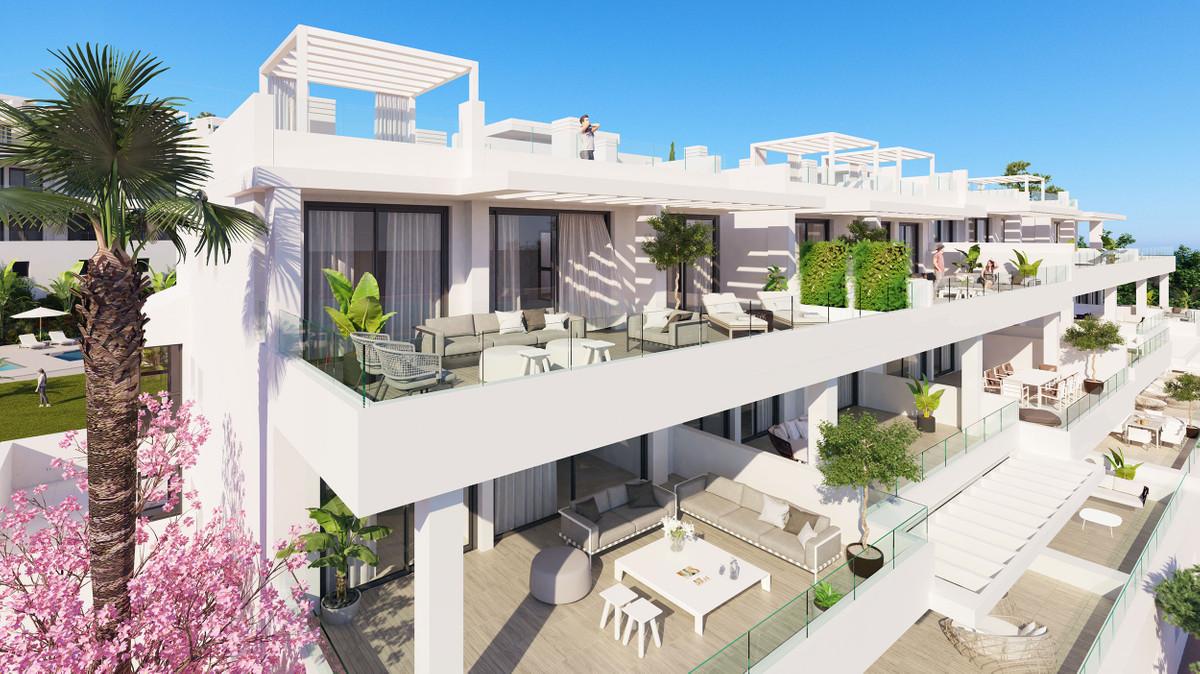 Apartamento Planta Media en Estepona
